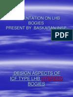 Presentation on LHB BOGIES