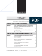 SUMARIO-Gaceta- Constitucional-Julio115