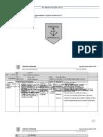 Planificacion Semestre2 Cnaturales 4basico 2012
