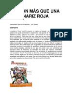3 Clown Mas Que Una Nariz Roja - John Mario Hoyos