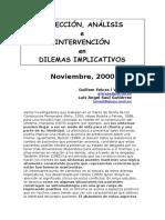 Guillem - Dilemas en Terapia Sistemica-Tecnicas (PNL)