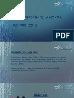 Implementación de Sistemas de Gestión Bajo Estandares Iso 9001