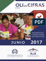 Boletín Estadístico Junio 2017