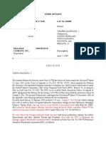 Poe v Malayan Insurance