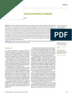 Síndromes Miasteniformes congenitos