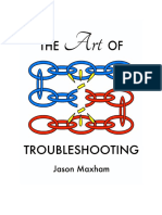 The Art of Troubleshooting - eBook - V2