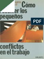 Como Resolver Los Pequeños Conflictos En El Trabajo.pdf