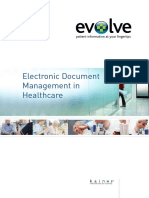 Evolve EDM in Healthcare Whitepaper