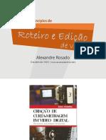 Roteiro e Edição de vídeo.pptx