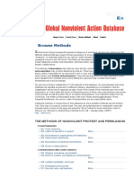 Global Nonviolent Action Database - Methods