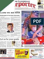 Cloverdale Reporter August 6, 2010