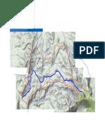 Cuenca Curvas y Cauce Principal