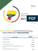 Presentación   Ministerio de Economía y Finanzas   16-ago-17