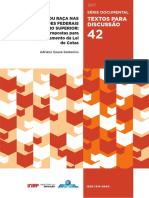COR OU RAÇA NAS INSTITUIÇÕES FEDERAIS DE ENSINO SUPERIOR - Explorando propostas para o monitoramento da Lei de Cotas.pdf