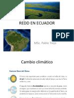 Redd en Ecuador