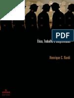 NARDI HC Ética, Subjetividade e Trabalho
