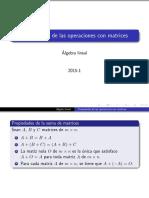4. Propiedades Operaciones Matrices