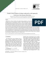 Friedel–Crafts acylation of toluene catalyzed by solid superacids.pdf