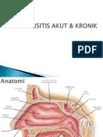 Rinosinusitis Akut Dan Kronik