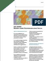 Norma Responsabilidad Social - IsO 26000