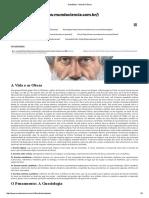 Aristóteles – Mundo Ciência