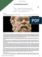 Sócrates – Mundo Ciência