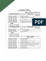 Calendar Acad 2016-2017