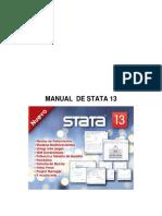 Manual Stata13