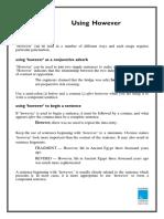 however GMAT SC.pdf