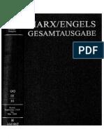 Megac2b2 III 10 Karl Marx Friedrich Engels Briefwechsel September 1859 Bis Mai 1860 Text