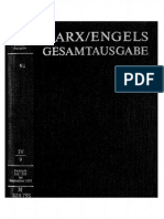 Megac2b2 IV 9 Karl Marx Exzerpte Und Notizen Juli Bis September 1851 Text