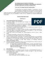 EDITAL ABERTURA CONCURSO CLDF 2017