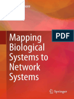 Systems Biology Applied to Networks
