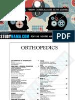 Orthopedics eBook Notes PDF