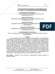Change Alimentary Behavior the Brazilian Consumer in the Period of 1995-2003 Front to the Macroeconomic Environment - Pensa 2005