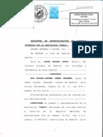 Estatutos CESAL 2014 Elevados a Pu85