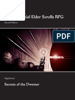 UESRPG 2e Supplement - Secrets of the Dwemer (v1.01)
