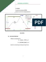 Solucion de La EDM - Sismo, Carga Dinámica