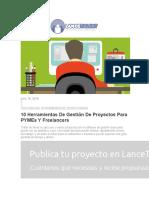 SOFWARE PARA EVALAUCION DE PROYECTOS.docx