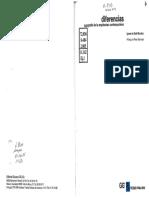 Diferencias - Topografia de La Arquitectura Contemporanea - AL
