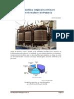 Localización y origen de averias en Trafos de Potencia.pdf