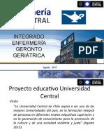 Presentación 2017 Integrado Enfermería Geronto Geriátrica Cerro Navia