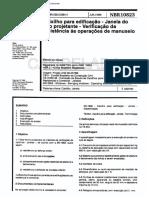 ABNT NBR 10823 - Caixilho Para Edificacao - Janela Do Tipo Projetante - Verificacao Da Resistenci.pdf