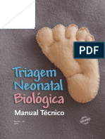 Triagem Neonatal Biologica Manual Tecnico