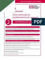 Guía núm. 2. Cómo matricular un establecimiento de comercio.pdf