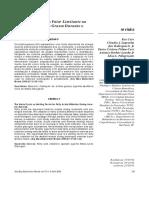 Ciclo de Krebs como fator limitante da utilização de acidos graxos durante o exercicio aerobio.pdf