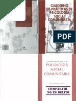 [Libro] Cuaderno de Practicas Psicologia Comunitaria