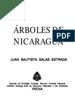 Arboles de Nicaragua