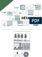 [Details Examples] 2010 Carnet Detail Aménagements DVD Paris