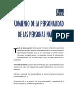 COMIENZO DE LA PERSONALIDAD DE LAS PERSONAS NATURALES.pdf